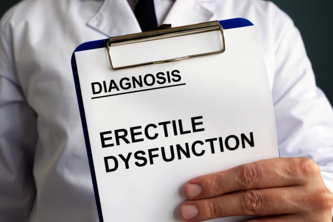 Too Much Boozing Contributes to Erectile Dysfunction